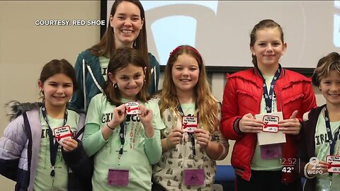 """Go Red"" Girl Scout Patch Workshops"