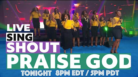 The Loveworld Praise Concert | LIVE Tonight @ 8pm Eastern / 5pm Pacific