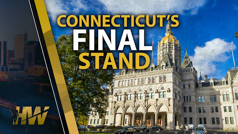 CONNECTICUT'S FINAL STAND