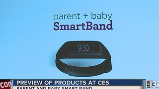 Smart Band at CES - Video