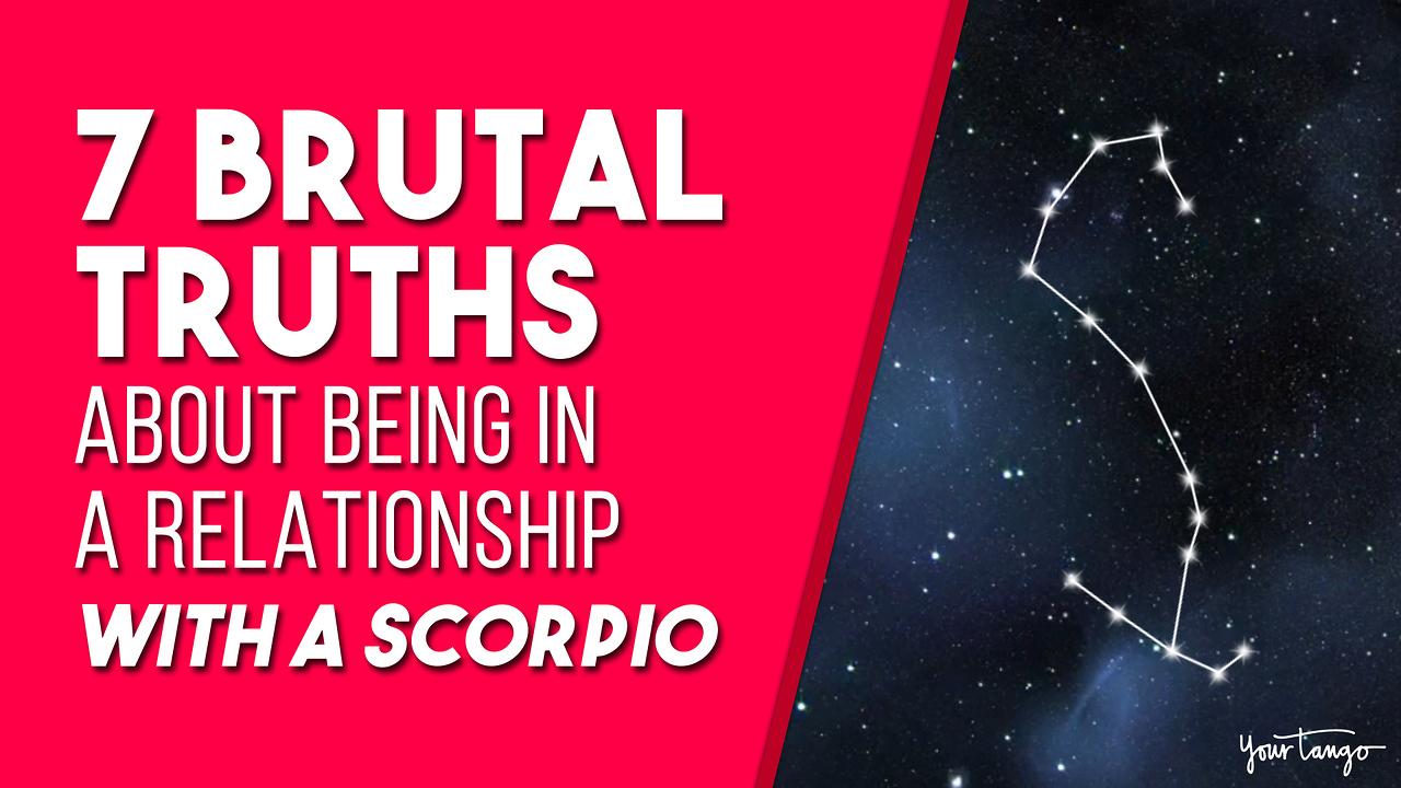 Fell in love with Scorpio