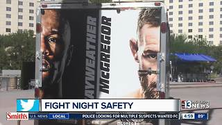 Safety a concern for Mayweather vs. McGregor - Video