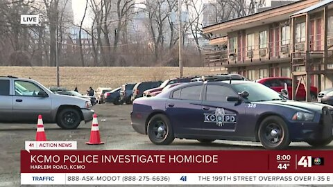 One person killed on NW Harlem Road