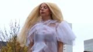 Pop Social - Lady Gaga's Full Exposure - Video