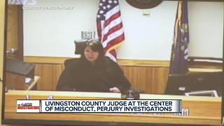 Livingston Co. Prosecutor speaks on Judge, Detective under investigation - Video