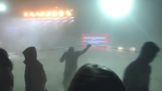 German Music Festival Pummelled by Severe Summer Storms - Video