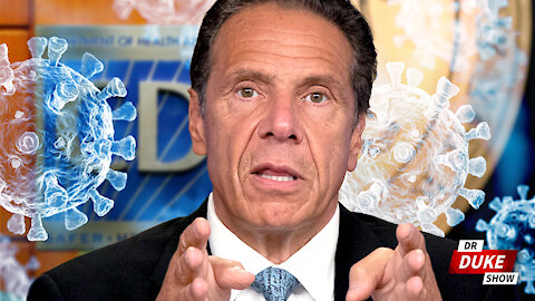 Ep. 356 – NY Governor EXPLODES At Reporter Questioning School Closures