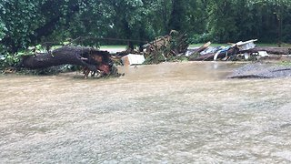 Deadly Flash Floods Hit Soddy-Daisy, Tennessee
