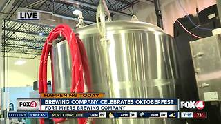 Local breweries celebrate Oktoberfest