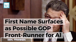 First Name Surfaces as Possible GOP Front-Runner for Al Franken's Senate Seat - Video
