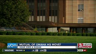 Mutual of Omaha on the move? - Video