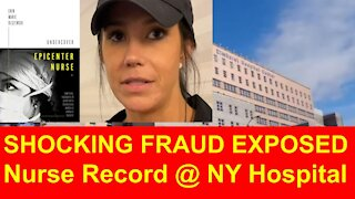 Covid 19 fraud exposed in NY Hospital