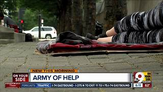 New Maslow's Army Basic Needs Guide aims to lead those in need to self-sufficiency - Video