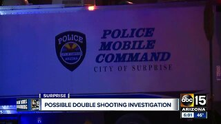 Surprise PD investigating possible shooting