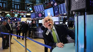 Wall Street Roars Back With Historic Gains - Video