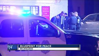 Milwaukee unveils 'blueprint' to prevent violence in the city - Video