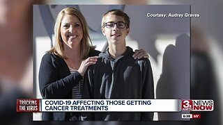 COVID-19 affecting those getting cancer treatments