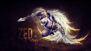 Zed Montage hight Elo..! - Video