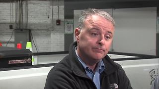 Full interview: DPW director responds to questions of weather response - Video