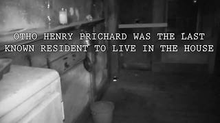 Paranormal activity: Inside an abandoned Indiana home - Video
