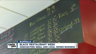 Black Restaurant Week: more than a meal in Buffalo