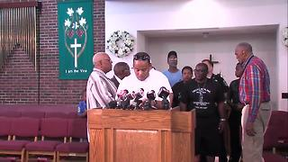 IMPD chief, community leaders plead for youth violence to end - Video