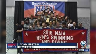Keiser Swimming Wins National Title - Video