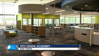 New 9th Grade Center at Oak Creek High School - Video