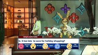 Metro Detroit financial expert on how to maintain holiday budget - Video