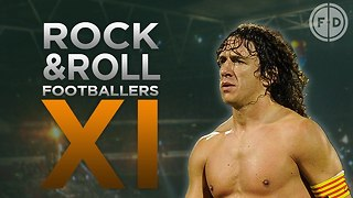 Rock & Roll Footballers XI! - Video