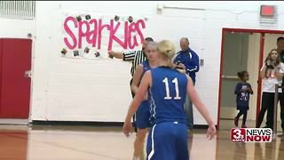 Papio South vs. Westside girls basketball - Video