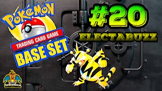 Pokemon Base Set #20 Electabuzz | Card Vault