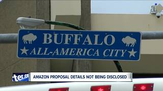 Buffalo and Rochester teaming up for Amazon pitch - Video