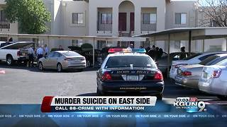 Detectives identify man and woman dead after east-side murder-suicide - Video