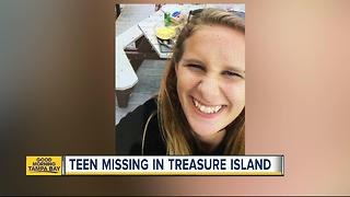 Treasure Island PD searching for missing, endangered 13-year-old - Video