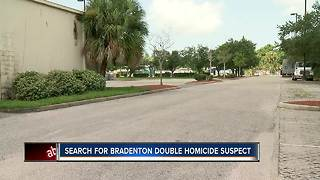 Double homicide in Bradenton - Video