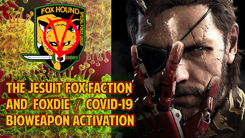 COVID-19 BIOWEAPON = FOXDIE + PARASITE X-FACTOR | 3M [V] Q Faction [CURRENT WAR] and TESLA'S FUTURE