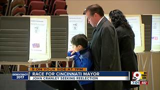 Race for Cincinnati mayor - Video