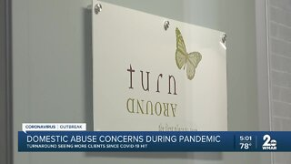 Domestic abuse concerns during pandemic