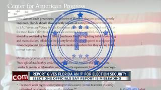 New report gives Florida an