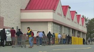 Costco tests out curbside pickup