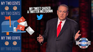 I Caused A MELTDOWN By Criticizing China And Big Corporations | My 2 Cents | Huckabee