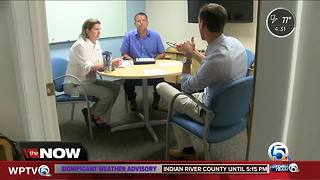 Martin County leaders discuss algae bloom - Video