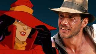 Why Carmen Sandiego Is Better Than Indiana Jones - Video