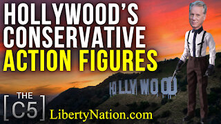 Hollywood's Conservative Action Figures – C5
