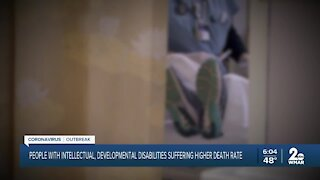 People with intellectual, developmental disabilities suffering higher death rate