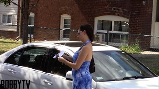 Car dent note prank - Video