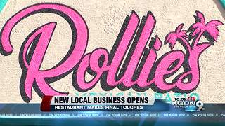 New local restaurant to open in Tucson - Video