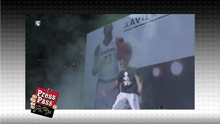 MSU Midnight Madness was marvelous! - Video
