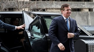 Paul Manafort Pleads Not Guilty To New Charges From Mueller's Team - Video